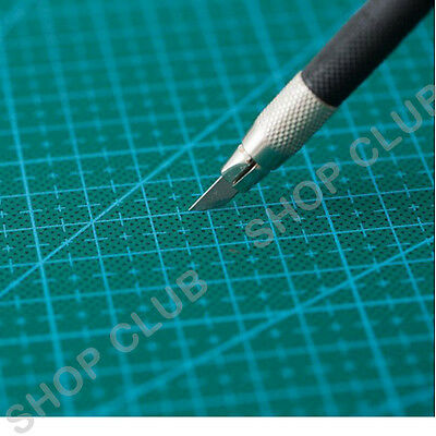 A1 A2 A3 A4 PVC Self Healing Cutting Mat Craft Quilting Grid Lines Printed Board