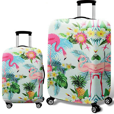 Travel Luggage Suitcase Cover Case Elastic Dustproof Antiscratch Protector 18~32 8