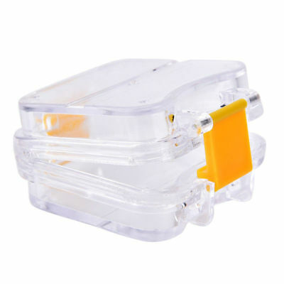 1 Piece Complete Denture Protector Jewelry Box with Membranes Film False Protect