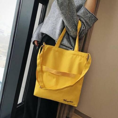 Women Ladies Designer Canvas Bag Clutch Purse Handbag Shoulder Bag Phone Pocket 5