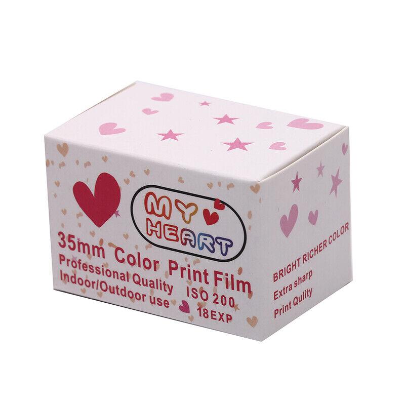35mm Color Print Film 135 Format Camera Lomo Holga Dedicated ISO 20 PKJ 3