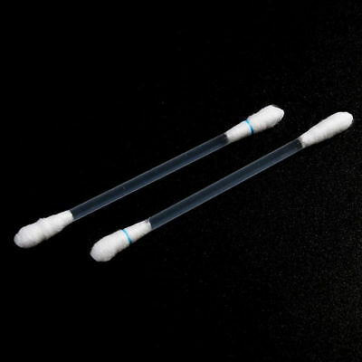 50x Disposable Medical Alcohol Stick Disinfected Cotton Swab Care Tool Aid KitAB