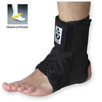 ASO Ankle Brace Stabilizer Support - Sprain & instability * Sports & Outdoor 3