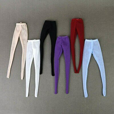 "Fashion Doll Accessories High Elastic Pantyhose For 11.5"" Doll Clothes Stocking 6"