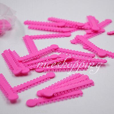 10 Packs Ligature Tie 44 Colors For Chose 10080 Pcs Dental Orthodontics Elastic 10