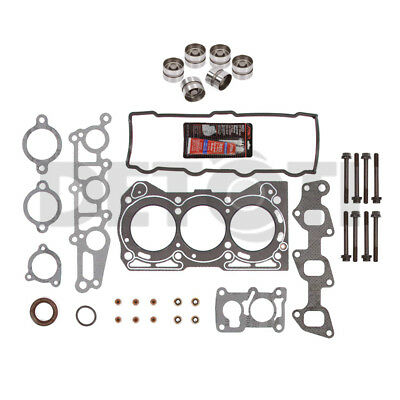 GRAPHITE HEAD GASKET Set Bolts Lifters For 89-00 Geo Metro Chevrolet Metro  1 0L