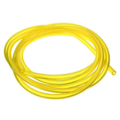 2M Latex Oil Resistance Motorcycle Motorbike Fuel Hose Petrol Pipe Line Tube New 11