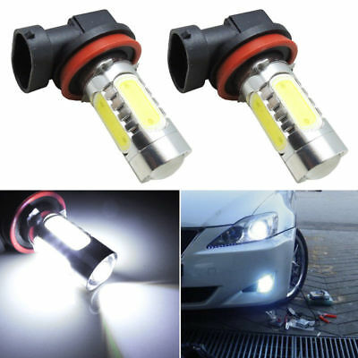 For Toyota 4Runner 2010-2018 6x LED Headlight Bulbs Kit Hi/low Beam + Fog Light 4