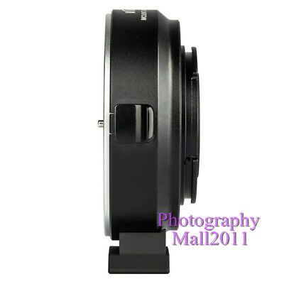 Viltrox EF-EOS M2 II AF Lens Adapter for Canon EF Lens to Canon EOS-M50 M3 M6 M2 5