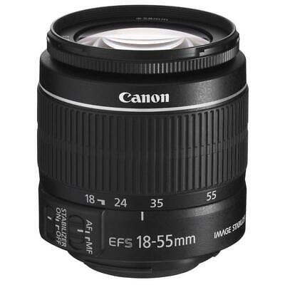 Canon EOS Rebel T7 DSLR Camera + 18-55mm Lens + Photo Editor Bundle Kit 3