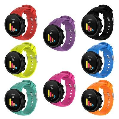Silicone Wrist Band Replacement Strap For Suunto Spartan ULTRA Sport Smart Watch 2