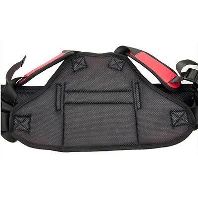 Motorcycle Seat Kids Safety Harness  Strap Back Support Belt Protective Gear New