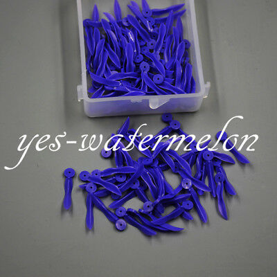 100x Plastic Wedge Dental Disposable Round Stern Holes Wave Shape Cracks Purple 4
