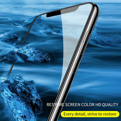 Screen Protector for iPhone 11, 11 Pro Max 9H Curved FULL COVER TEMPERED GLASS 4
