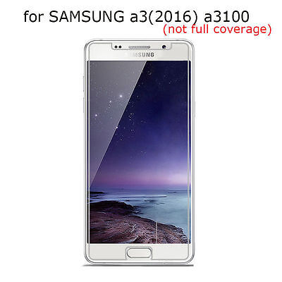 2Pcs HQ 9H Premium Tempered Glass Screen Protector Film For Samsung Galaxy Phone 5