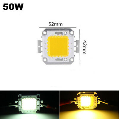 10W 50W 100W LED Lamp Light COB SMD Bulb Chip 20W 30W 70W High Power DIY 12-36V 9
