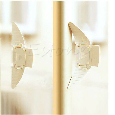 Security Sliding Door and Window Lock for Push-pull Door Child Safety Lock BY6