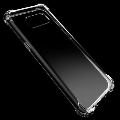 Shockproof clear Silicone For Samsung Galaxy A10 A30 A50 A70 Note 10 Plus Case 6