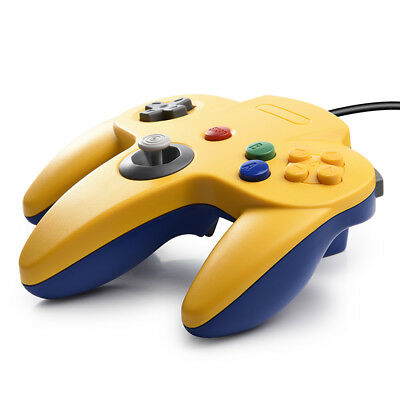 N64 Controller Joystick Gamepad Long Wired for classic Nintendo 64 Console Games 11