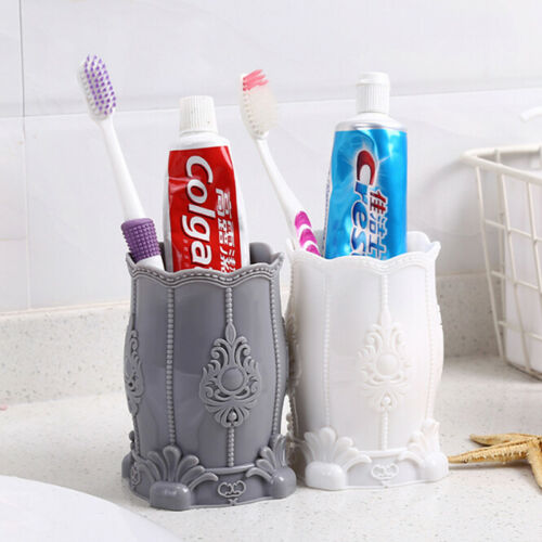 Back To School Makeup Brush Pencil Pot Pen Holder Stationery Desk Storage LH 3