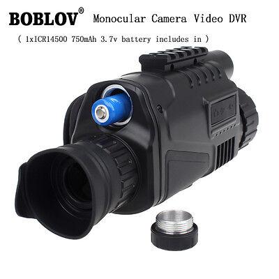 WG-37 5X40 Zoom digitale Visore notturno monoculare a infrarossi Disco 2