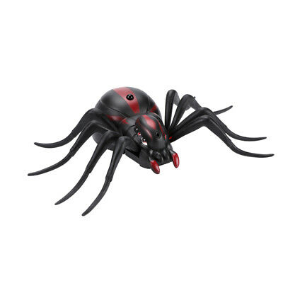 Remote Control Scary Creepy Spider Infrared RC Funny Toy Kid's Toys Novelty Gift