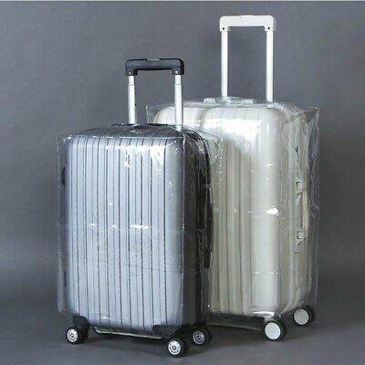 """20""""-28"""" Travel Luggage Cover Protector Suitcase Dust Proof Bag Anti Scratch Bag 2"""