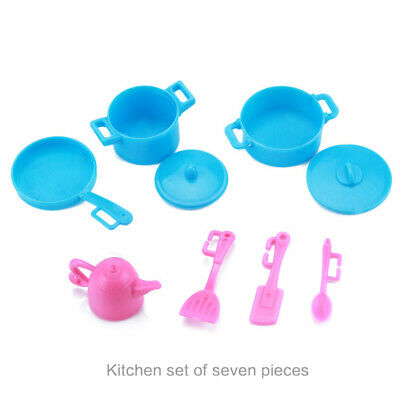 Doll Dresses, Shoes and jewellery Clothes Accessories 85pcs/Set 8