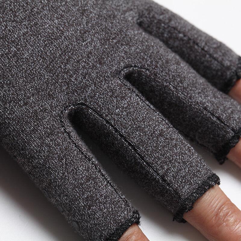 Anti Arthritis Gloves Hand Support Pain Relief Arthritis Finger Compression GW 10