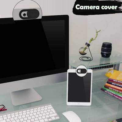 Webcam cover 3 PACK Thin 0.027in Camera Sticker Slider Laptop Mobile Tablet SMAL