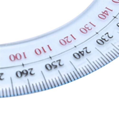 Useful Measuring Tools Swing Arm Protractor Angle Finder Ruler 360 Degree Shan 4