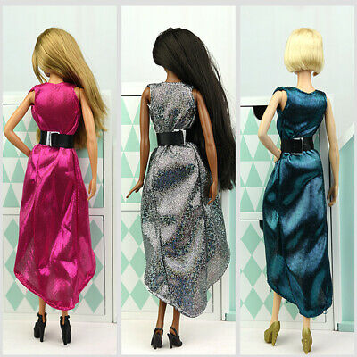 "Fashion Doll Clothes Evening Dress For 1/6 Doll Clothes 11.5"" Doll's Outfits Toy 6"