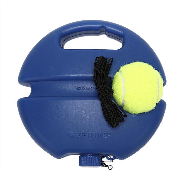 Tennis Training Tool Übung Tennisball SelbststudiumRebound Ball TennistrainerZJP