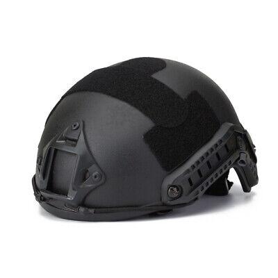 Army Uhmw-Pe Ballistic Helmet Bullet Proof Lvl Iiia Large Size Black Color 2