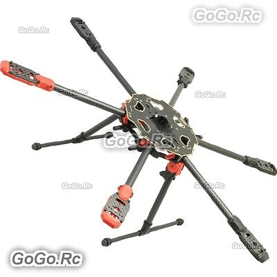 TAROT 680PRO SIX-AXIS Folding Hexacopter Aircraft Drone Frame Kit ...