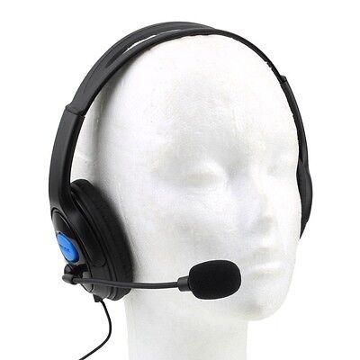 Cascos auriculares con microfono para playstation4, ps4, pc Ordenador Gaming CAB 3
