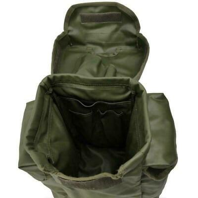 Authentic Military Polish Army Butt Pack Gas Mask Bag Tool Camera Sack OD Green 2