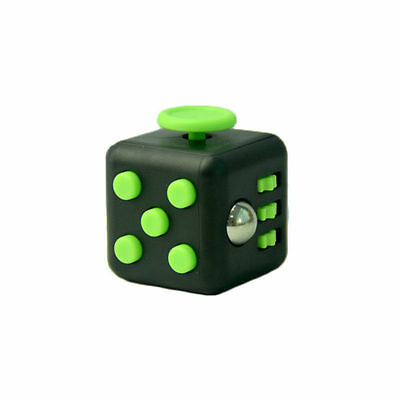 UK Fidget Cube Spinner Toy Children Desk Adults Stress Relief Cubes ADHD Camo 4
