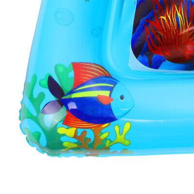 Inflatable Baby Water Mat Novelty Play for Kids Children Infants Funny 60*51cm 12
