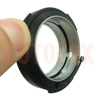 FOTOFOX RF-L39 Contax Rangefinder CRF RF Lens to Leica Mount SM M39 L39 Adapter 4