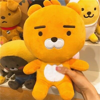 Kakao Friends kakaotalk Tube Ryan Apeach Soft Plush PP Cotton Stuffed Doll Toy