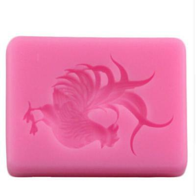 3D Octopus Style Silicone Molds Fondant Cake Decorating Mould DIYTools Choc S1X5