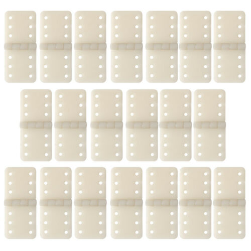 20pcs Plastic Hinge Linker Small for RC Airplane Aircraft Helicopter Quadcopter