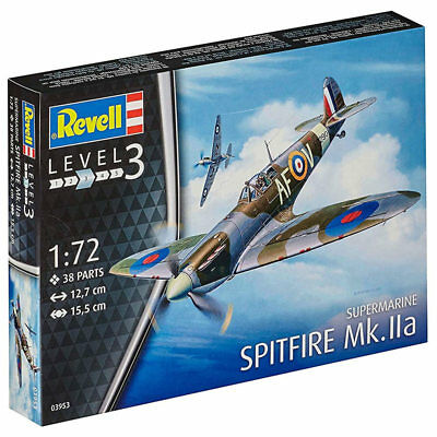 REVELL Spitfire Mk.IIa 1:72 Aircraft Model Kit 03953 4