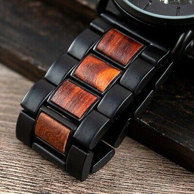 Luxury Design BOBO BIRD - Sports Japanese Quartz Wrist Watch - Men Casual 43mm 5