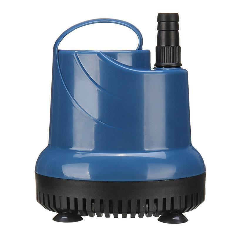 220V Ultra-silencieux Pompe à Eau Submersible 1000/3000L Pompe Aquarium Fontaine 11