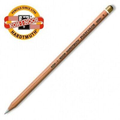 KOH I NOOR - Polycolor Colour Blending Softening Pencils - White Black Sketching 2