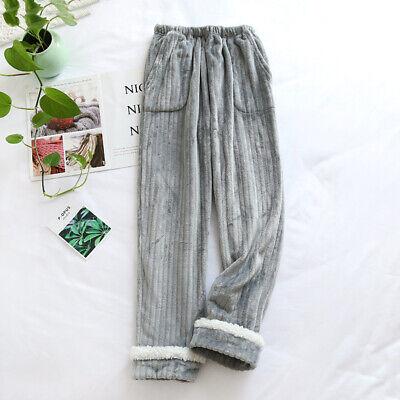 Slenderella Femmes Pantalon De Détente Doux Corail Polaire Pj-Pantalon Pantalon De Détente