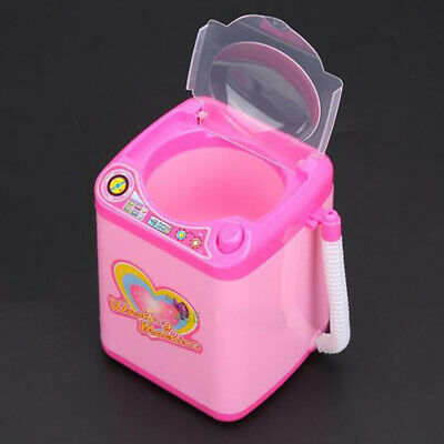 1Pc Cute Electric Cosmetic Powder Puff Washing Machine Makeup Brushes Cleaner 2