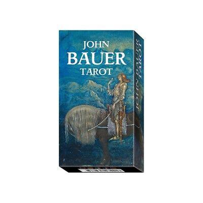 John Bauer Tarot Cards Deck Lo Scarabeo Original Telling Instructions Bag New